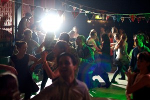 Dashing white sergeant ceilidh night dance